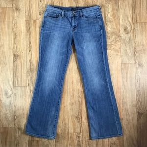 Lucky Brand Sweet N Low Boot Cut Jeans Size 10/30